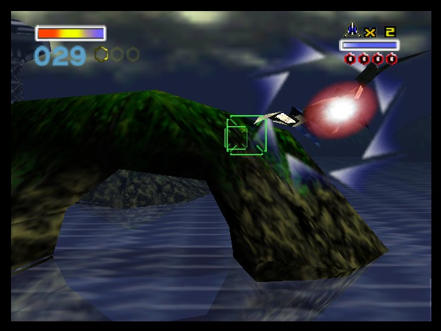 Star Fox 64 - I
